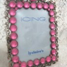 Icing Pink Photo Frame  by Claire's Girls Ladies