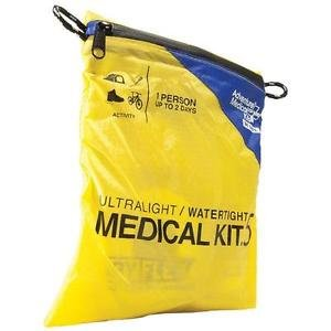 Ultralight/Watertight .5 Medical Kit, Yellow/Blue