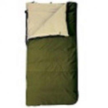Slumberjack Country Squire 0 Degree Right Zip Sleeping Bag