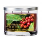 Avon Holly Berry Christmas Candle