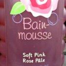 Avon Bubble Bath Bain Mousse Soft Pink 24 oz.