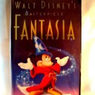 Walt Disney Masterpiece Fantasia VHS Collectible #1132