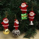 Xmas Tree Decoration Christmas Santa Claus Hanging Ornament