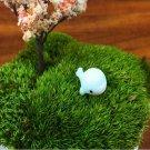 Mini Cute Dolphin Resin Garden DIY Micro Landscape Ornaments
