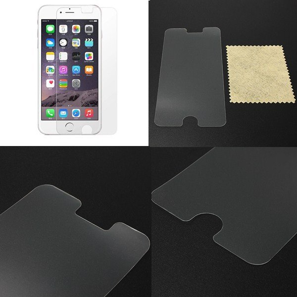 Ultra Clear LCD Screen Protector Shield Guard Film For iPhone 6 4.7''