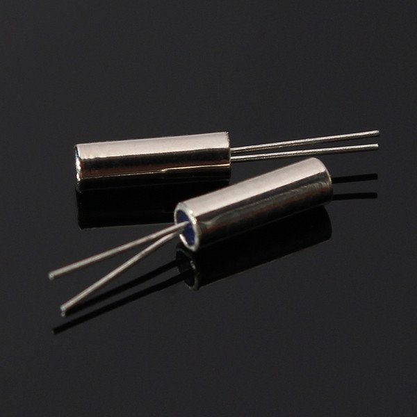 10 Pcs 32.768KHz 32768HZ Crystal Oscillator 2 x 6mm For 32768 Passive Crystal