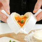 Dough Press Kitchen Dumpling Pie Making Tool Hard Plastic Moulds