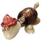 DIY Miniature Cute Turtles Ornaments Potted Plant Garden Decor