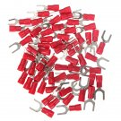 20Pcs 0.5-1.5mm? Red Heat Shrink Electrical Terminal Connectors