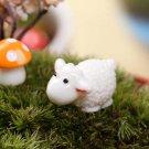 Micro Landscape Decoration Mini Cute Goat Garden DIY Decor
