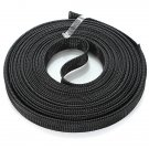 4mm Braided Expandable Auto Wire Cable Sleeving High Density Sheathing