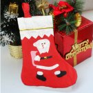 Large Size Christmas Stocking Bags Gift Bags Xmas Tree Decoration