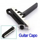 Flat Change Clamp Clip Key Capo for Electric Classical Guitar