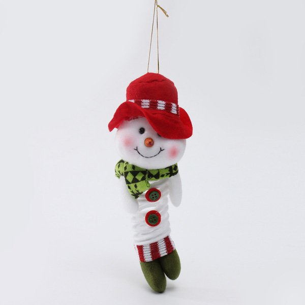 Santa Claus Christmas Ornaments Snowman Party Decoration Gift