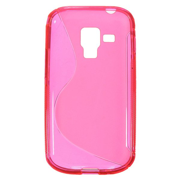 S Line Wave Slim TPU Case For Samsung Galaxy Trend Plus S7580