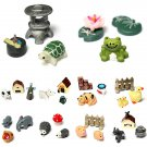 3pcs Various Mini Cute Animal Micro Landscape Garden DIY Decor