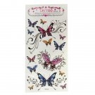 Waterproof Removable Temporary Butterfly Tattoo Sticker Body Art