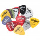 New Guitar HeadStock Rubber Pick Holder +2pcs Guitar Picks