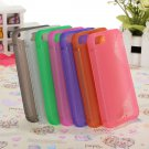 S-Line Protective Gel Back Case Cover Skin For iPhone 5 5G 5th