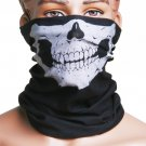 Skull Multi Purpose Head Wear Hat Scarf Face Mask Cap
