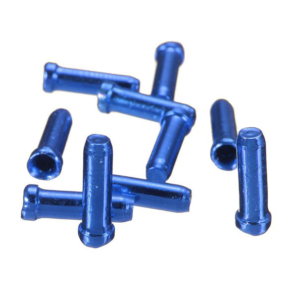 10pcs Bike Bicycle Shifter Brake Cable End Caps