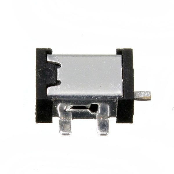 10Pcs 5Pin 2.5x0.65MM DC SMD SMT Socket 0.7mm Jack