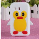 Penguin TPU Silicone Soft Rubber Case For Samsung Galaxy Y S5360