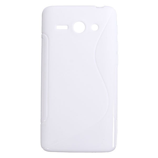 S-line TPU Silicone Soft Protective Case For Huawei Ascend Y530