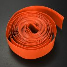5M Flat 29.5MM 18.5MM PVC Heat Shrink Tubing For 18650 18500 Battery