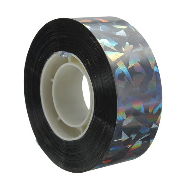 90M Bird Deterrent Tape Audible Visual Flash Pigeon Scare Ribbon