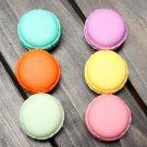 Macaron Mini Jewelry Pill Case Box Storage Birthday Gift