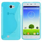 S-line Silicone Protective Case For THL W200 W200S Smart Phone