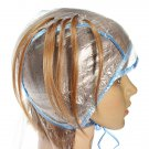 Salon Hair Coloring Highlighting Frosting Tipping Cap Plastic Hook