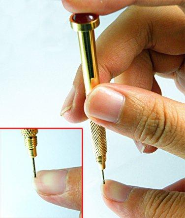 Nail Art Piercing Hand Drill Tool Nail Puncher
