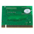 New PC Motherboard Repair/Troubleshoot Boot-Failure Diagnostic PCI Card