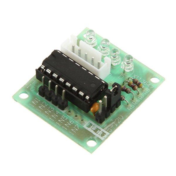 Step Motor Driver Board UL2003 4 Phase Module Test Board Arduino
