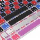 USA Waterproof Silicone Keyboard Skin Protector For MacBook 13 15 17