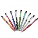 2-in-1 Crystal Touch Screen And Ink Pen For IPhone Galaxy HTC