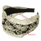 Vintage Womens Girls Lace Headband Hairbow Hair Band Accessories