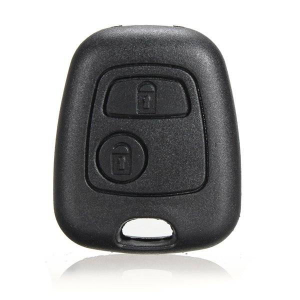 Remote Key Case Shell Cover For Citroen  PICASSO Peugeot