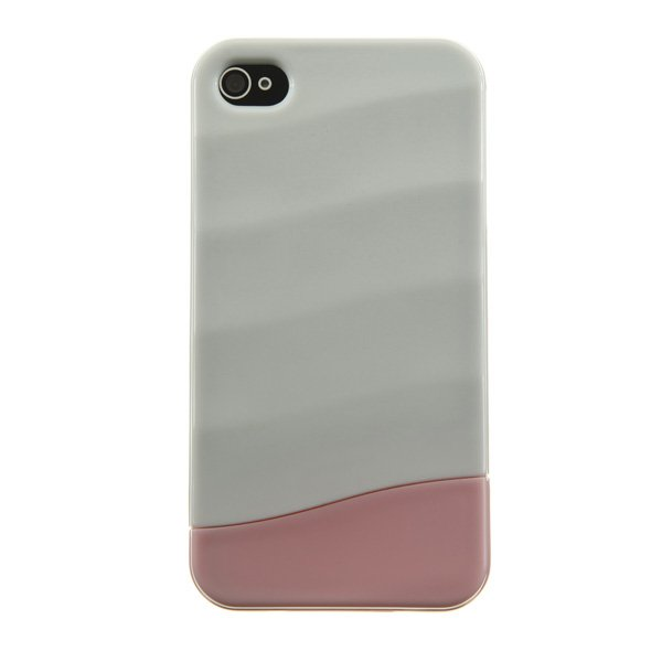 Premium Freedom of Assembly Design Snap-on Case For iPhone 4