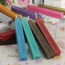 New Traditional Cord Wick Vintage Sealing Wax Sticks For Postage Color Choose