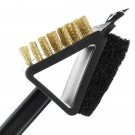 3 in 1 Barbecue Oven Grill Cleaning Brush