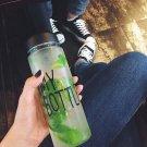 My Bottle Fruit Juice 500ml Portable Transparent Sport Water Cup