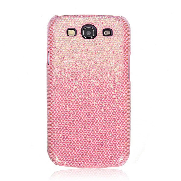 Shine Glitter Bling Hard Back Case Cover For Samsung Galaxy S3 i9300