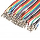 40 X 30cm Dupont Reed Jumper Wire Cable Female To Female