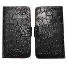Alligator Pattern Flip Open Case For Samsung Galaxy S5