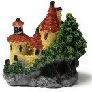 Aquarium Landscaping Castle Simulation Ornament Fish Tank Decoration