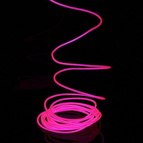 1M EL Neon Light Effect Light Cable Cord Wire 12V Inverter
