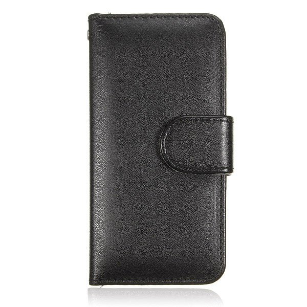 Card Wallet Pouch Flip PU Leather Case Cover For iPhone 5C